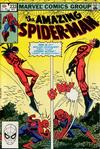 Cover for The Amazing Spider-Man (Marvel, 1963 series) #233 [Direct Edition]