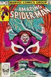 Cover for The Amazing Spider-Man (Marvel, 1963 series) #241 [Direct Edition]