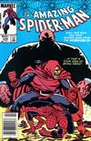 Cover Thumbnail for The Amazing Spider-Man (1963 series) #249 [Newsstand Edition]