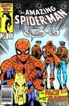 Cover Thumbnail for The Amazing Spider-Man (1963 series) #276 [Newsstand Edition]