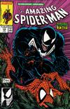 Cover for The Amazing Spider-Man (Marvel, 1963 series) #316 [Direct Edition]