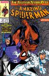 Cover for The Amazing Spider-Man (Marvel, 1963 series) #321 [Direct Edition]