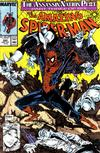 Cover for The Amazing Spider-Man (Marvel, 1963 series) #322 [Direct Edition]