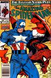 Cover Thumbnail for The Amazing Spider-Man (1963 series) #323 [Newsstand Edition]
