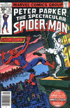 Cover Thumbnail for The Spectacular Spider-Man (1976 series) #10 [30 cent cover price]