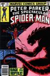Cover Thumbnail for The Spectacular Spider-Man (1976 series) #32 [newsstand]