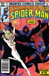 Cover Thumbnail for The Spectacular Spider-Man (1976 series) #81 [newsstand]