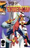 Cover for Web of Spider-Man (Marvel, 1985 series) #2 [Direct Edition]
