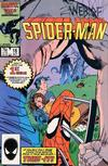 Cover for Web of Spider-Man (Marvel, 1985 series) #16 [Direct Edition]