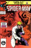 Cover for Web of Spider-Man (Marvel, 1985 series) #30 [Direct Edition]