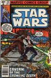 Cover for Star Wars (Marvel, 1977 series) #28 [Newsstand Edition]