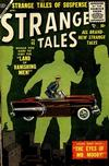 Cover for Strange Tales (1951 series) #45