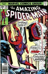 Cover Thumbnail for The Amazing Spider-Man (Marvel, 1963 series) #160