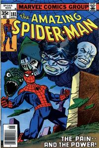 Cover Thumbnail for The Amazing Spider-Man (Marvel, 1963 series) #181