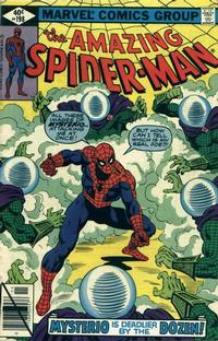 Cover Thumbnail for The Amazing Spider-Man (Marvel, 1963 series) #198 [Direct Edition]
