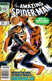 Cover Thumbnail for The Amazing Spider-Man (Marvel, 1963 series) #250