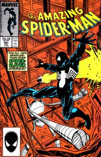 Cover Thumbnail for The Amazing Spider-Man (Marvel, 1963 series) #291 [Direct Edition]