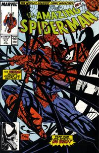 Cover Thumbnail for The Amazing Spider-Man (Marvel, 1963 series) #317 [Direct Edition]