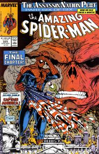 Cover Thumbnail for The Amazing Spider-Man (Marvel, 1963 series) #325 [Direct Edition]