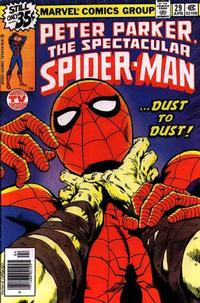 Cover Thumbnail for The Spectacular Spider-Man (Marvel, 1976 series) #29