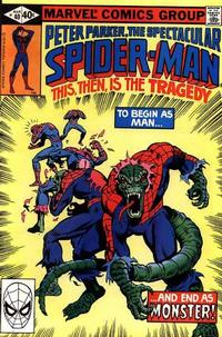 Cover Thumbnail for The Spectacular Spider-Man (Marvel, 1976 series) #40