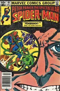 Cover Thumbnail for The Spectacular Spider-Man (Marvel, 1976 series) #68