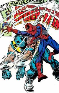 Cover Thumbnail for The Spectacular Spider-Man (Marvel, 1976 series) #77