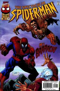 Cover Thumbnail for The Spectacular Spider-Man (Marvel, 1976 series) #244