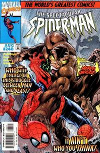 Cover Thumbnail for The Spectacular Spider-Man (Marvel, 1976 series) #248