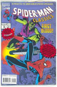 Cover for Spider-Man Classics (Marvel, 1993 series) #15