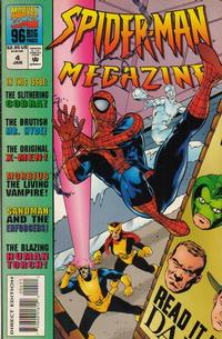 Cover Thumbnail for Spider-Man Megazine (Marvel, 1994 series) #4