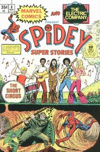 Cover Thumbnail for Spidey Super Stories (Marvel, 1974 series) #8