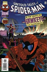 Cover for Untold Tales of Spider-Man (1995 series) #17
