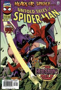 Cover Thumbnail for Untold Tales of Spider-Man (Marvel, 1995 series) #18