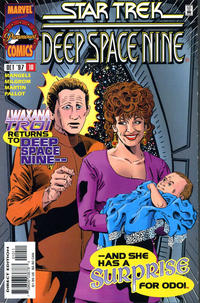 Cover Thumbnail for Star Trek: Deep Space Nine (Marvel, 1996 series) #10