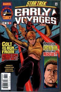 Cover Thumbnail for Star Trek: Early Voyages (Marvel, 1997 series) #13