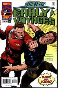 Cover Thumbnail for Star Trek: Early Voyages (Marvel, 1997 series) #14