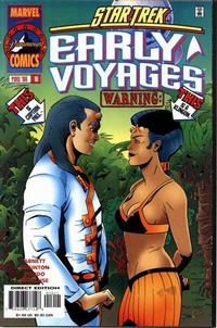 Cover Thumbnail for Star Trek: Early Voyages (Marvel, 1997 series) #16