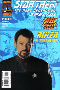 Cover Thumbnail for Star Trek: The Next Generation: Riker (Marvel, 1998 series) #1