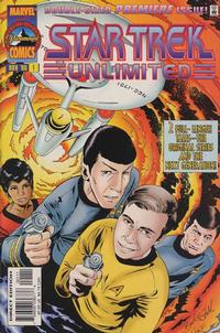 Cover Thumbnail for Star Trek Unlimited (Marvel, 1996 series) #1