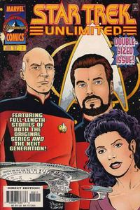 Cover Thumbnail for Star Trek Unlimited (Marvel, 1996 series) #2 [Direct Edition]