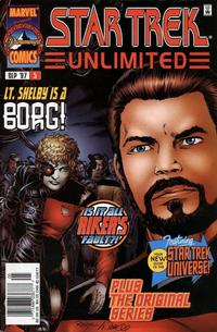 Cover Thumbnail for Star Trek Unlimited (Marvel, 1996 series) #5
