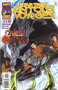 Cover Thumbnail for Star Trek: Untold Voyages (Marvel, 1998 series) #4