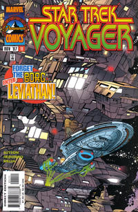Cover Thumbnail for Star Trek: Voyager (Marvel, 1996 series) #11