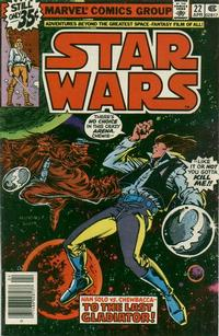Cover Thumbnail for Star Wars (Marvel, 1977 series) #22