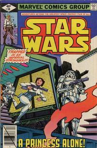 Cover Thumbnail for Star Wars (Marvel, 1977 series) #30