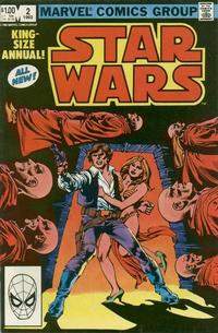 Cover Thumbnail for Star Wars Annual (Marvel, 1979 series) #2