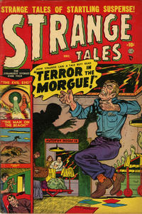 Cover Thumbnail for Strange Tales (Marvel, 1951 series) #4
