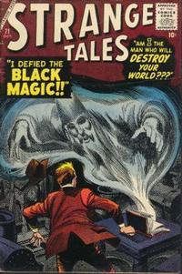 Cover Thumbnail for Strange Tales (Marvel, 1951 series) #71