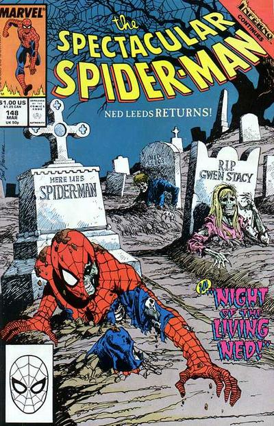 Cover for The Spectacular Spider-Man (1976 series) #148